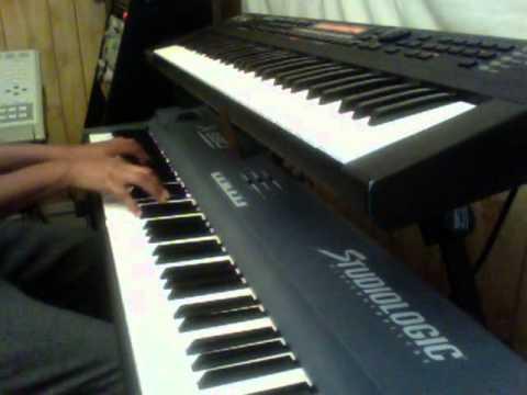 Jason Tyson Playing Piano
