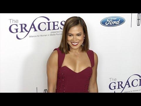Toni Trucks 43rd Annual Gracie Awards Gala Red Carpet