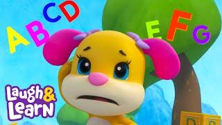 Laugh & Learn™ | ABC Hip Hop | Cartoons and Kids Songs | Learn ABCs + 123s | Nursery Rhymes |