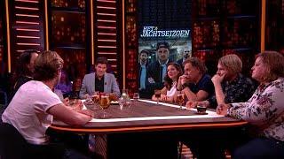 De mannen van StukTV zitten BN-ers op de hielen met Jachtseizoen - RTL LATE NIGHT MET TWAN HUYS