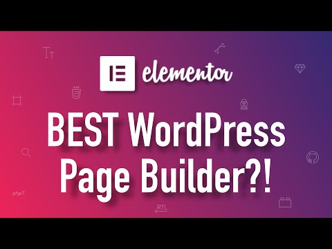Elementor Review – Free WordPress Page Builder