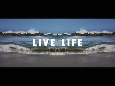 ZAYDE WOLF - LIVE LIFE (Official Lyric Video) :: DWTS, RIO I LOVE YOU, NETFLIX song