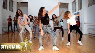 Tayna ft Don Phenom  Columbiana ( City Stars Dance )