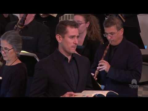"""""""Großer Herr"""" (Recit and Aria) from Christmas Oratorio Part 1 by J.S. Bach"""