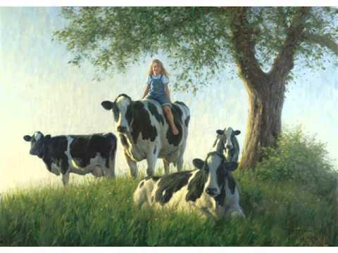 Robert duncan youtube - Cuadros de vacas ...
