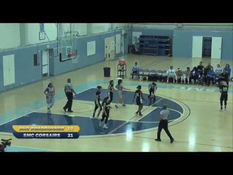 Santa Monica College Women's Basketball vs Rio Hondo College - January 3, 2018 (Full Game)