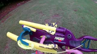 Nerf Crossbow VS. Zombie Strike Crossbow