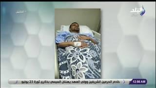 مصطفى يونس يمازح خالد الغندور : «الف سلامة عليك .. زعلان عشان الدورى»
