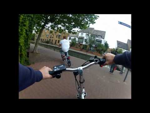Electric Bike Rentals Tour East London and the Docklands