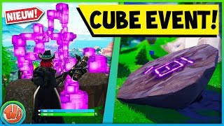 ALL RUNES CRASHED!! CUBE HAS ALL THE POWERS!! WEEK 5 LEAKED!! -Fortnite: Battle Royale