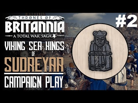 Viking Sea Kings Sudreyar Campaign #2 EXCLUSIVE FIRST LOOK