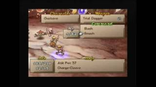 PS1 Game - Saga Frontier 2 - Gameplay (pt2)