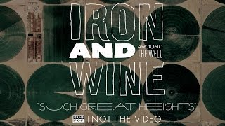 Watch Postal Service Iron And Wine video