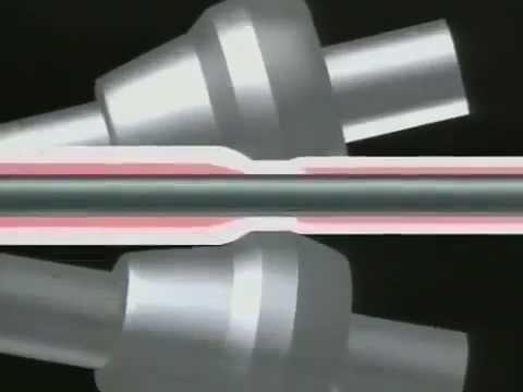 Производство бесшовных труб методом горячей прокатки - современное прокатное производство