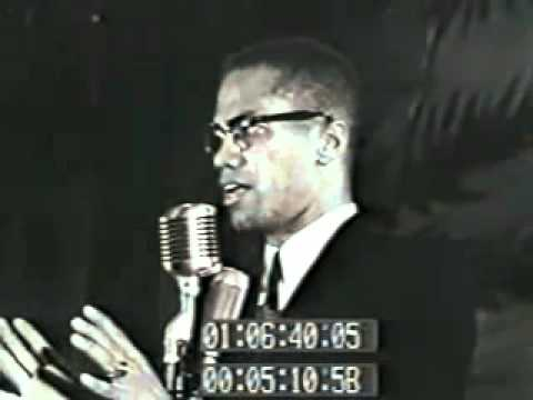 Malcolm X - 06 - The Ballot or the Bullet