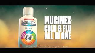 MUCINEX® | FAST-MAX COLD & FLU ALL IN ONE| MOVIE TRAILER