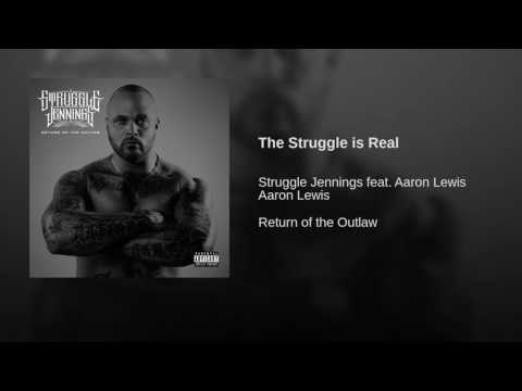Struggle Jennings  The Struggle is Real ft Aaron Lewis Audio