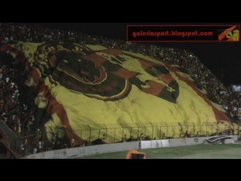 Torcida em HD - Sport x Portuguesa ( Brasileirão Série A 2012)