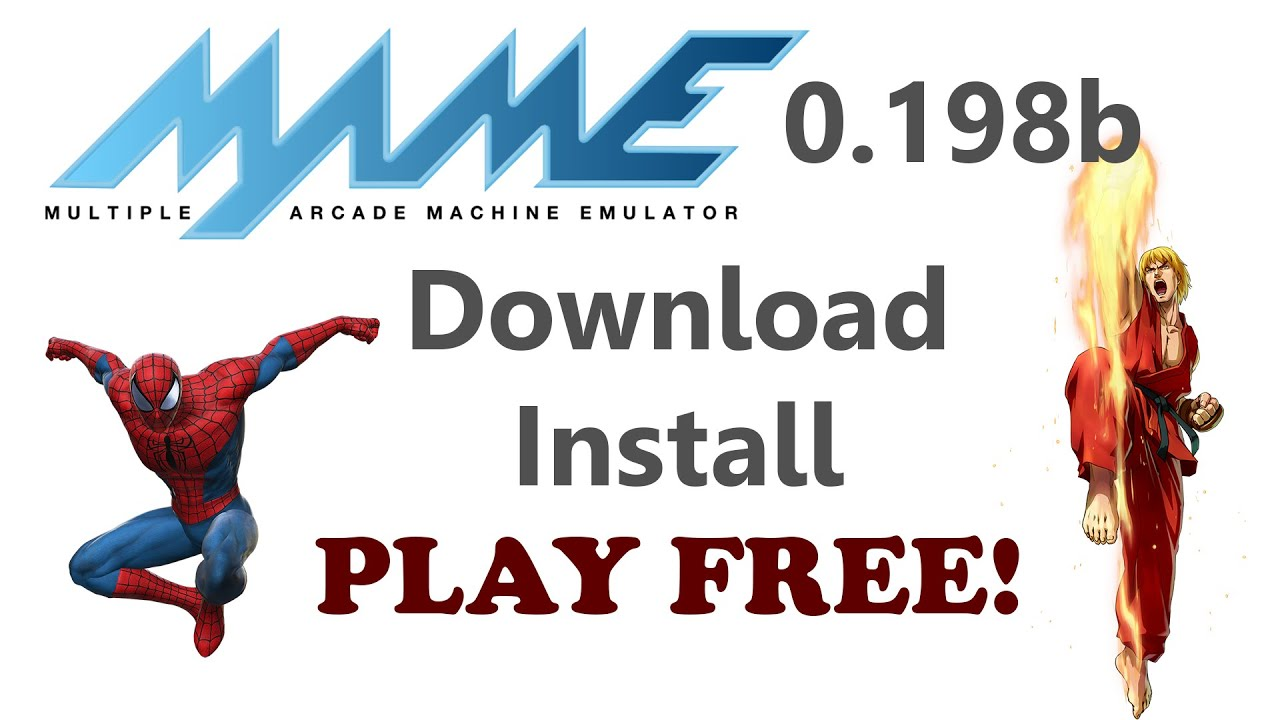 Mame Emulator Windows 10