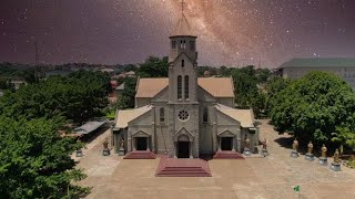 WELCOME TO THE BASILICA OF THE MOST HOLY TRINITY,  ONITSHA NIGERIA.