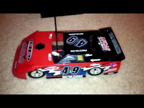 Team Associated RC18 Late Model Quick Look