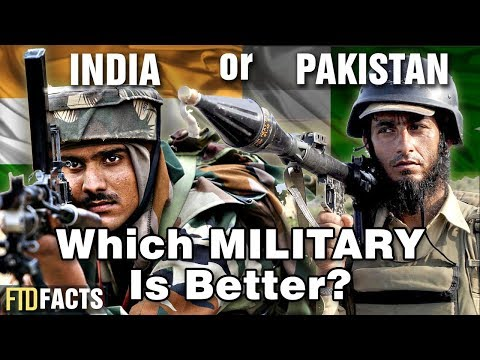 INDIA or PAKISTAN - Which Military is Better?