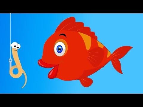 Kırmızı Balık - 3 Çocuk Şarkısı Bir Arada