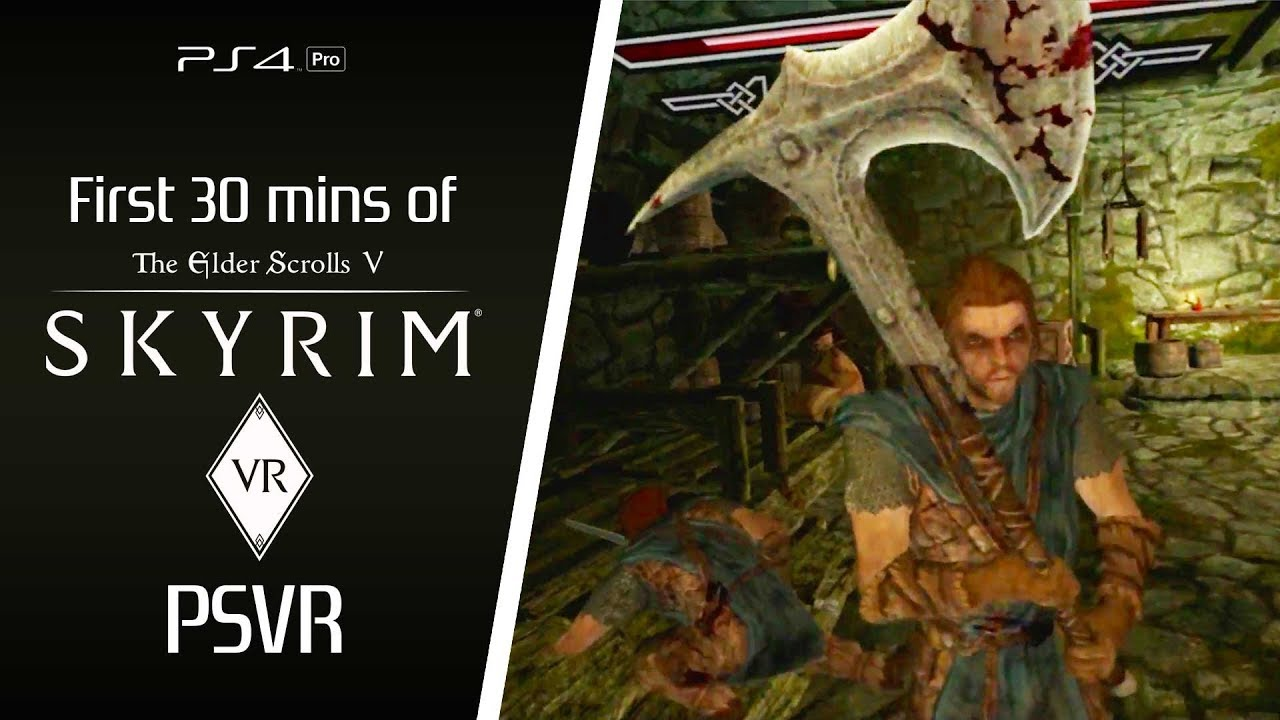 The Elder Scrolls V: Skyrim VR review - finder com au