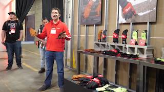 Milwaukee Work Gloves - Winter, Cut Resistant, Demolition, Leather, Nitrile & More #NPS19