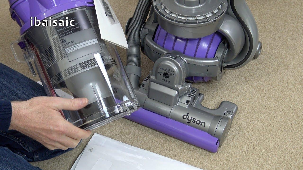 Dyson dc15 animal specifications фильтр для пылесоса dyson dc29