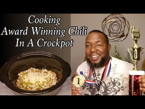 Award Winning White Chili�� | Easy Crock-Pot Recipe