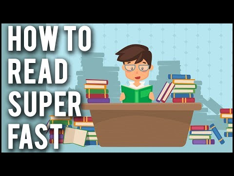 How To Read Super Fast With Full Understanding - YouTube
