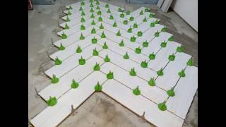 Керамическая плитка. Укладка на пол (винтовые СВП ). Мариуполь.
