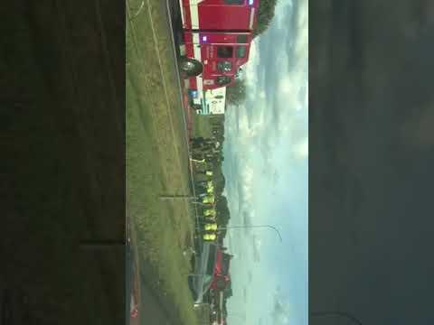 MN 169 Crash.