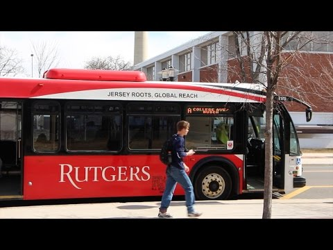 Rutgers To Eliminate Buses on Campus