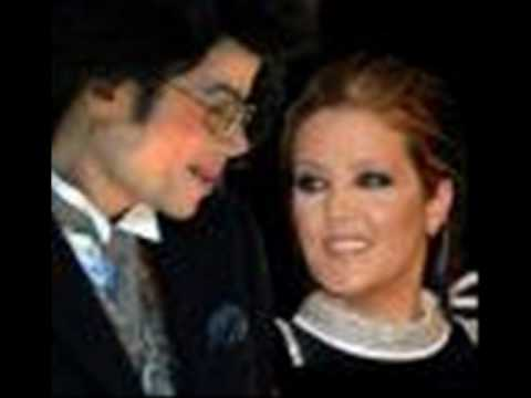Michael Jackson Lisa Marie Presley Rare Pictures Youtube