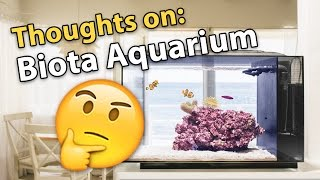 All-in-One Reef Aquarium including livestock for $399??  You don't say... Biota Aquarium launched!