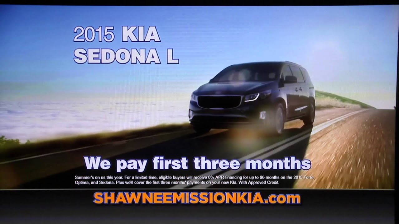 Shawnee Mission Kia Commercial May 2015 1
