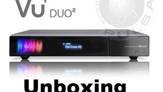 Vu+ Duo 2 ( Original ) Unboxing