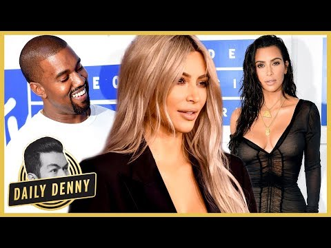 All the Times Kanye West Upgraded Kim Kardashian's Style | Daily Denny