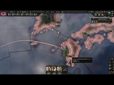 Magyar Let's Play Hearts of Iron 4 - Japán - 1. Rész