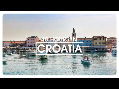 TRIESTE and CROATIA ● Marco & Alan Travel Experience
