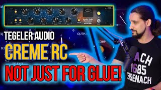 Tegeler Audio Crème RC In-Depth Review- The Ultimate Analogue Bus Glue?