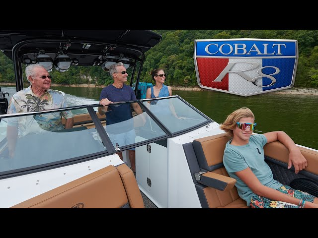 Cobalt R8 - Generations