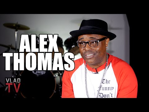 Alex Thomas: 2pac Should Be on $2 bill, James Brown on $10, MLK on $100 bill