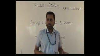 Banking and Financial Awareness part 1 useful for IBPS Clerk,PO,SBI,RBI,LVB etc..