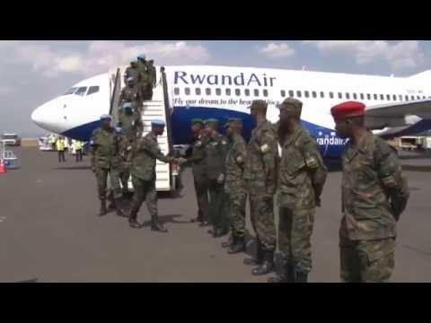 Central African Republic: Ingabo z