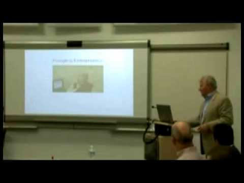 Bob Good - Tutorial at the Center for Advanced Technology