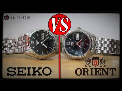 Best Dress Watch You Need To Buy | SEIKO Vs ORIENT
