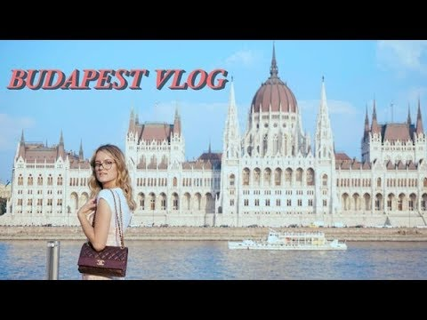 BUDAPEST, HUNGARY - TRAVEL VLOG 2018 (Plus GUCCI Shopping)